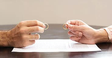 Immobilie bei Scheidung