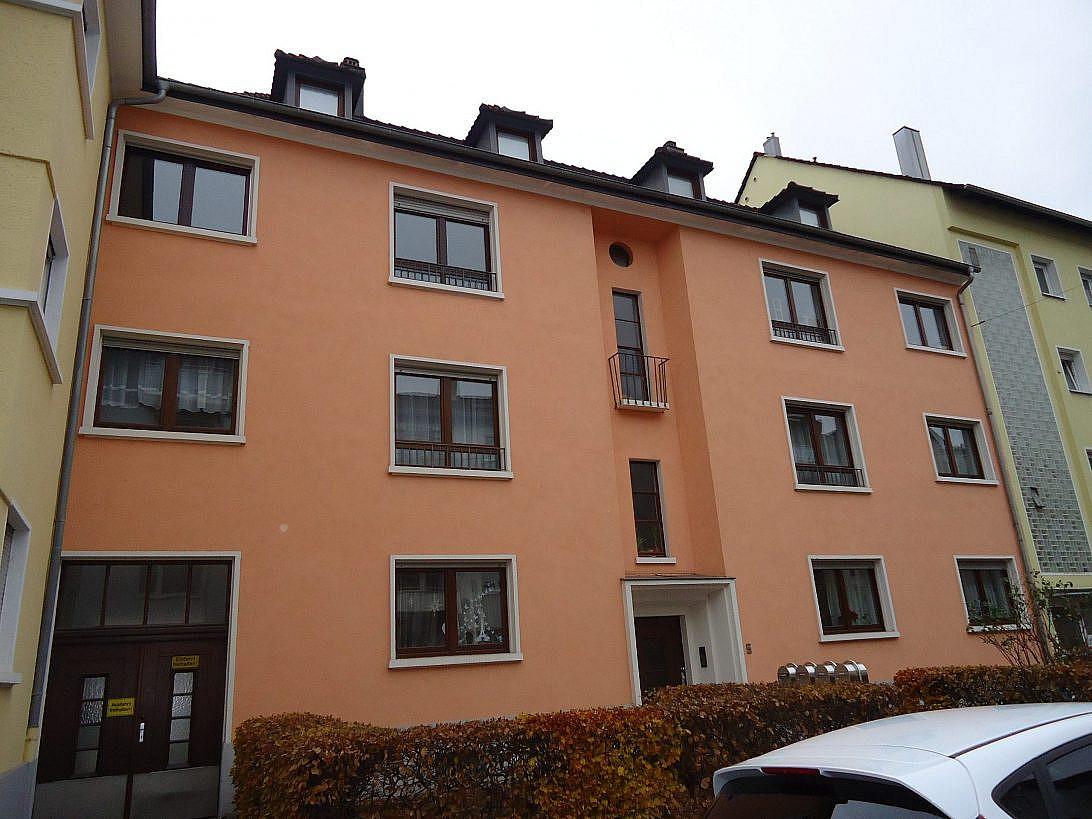 Wohnungsvermietung Mühlburg