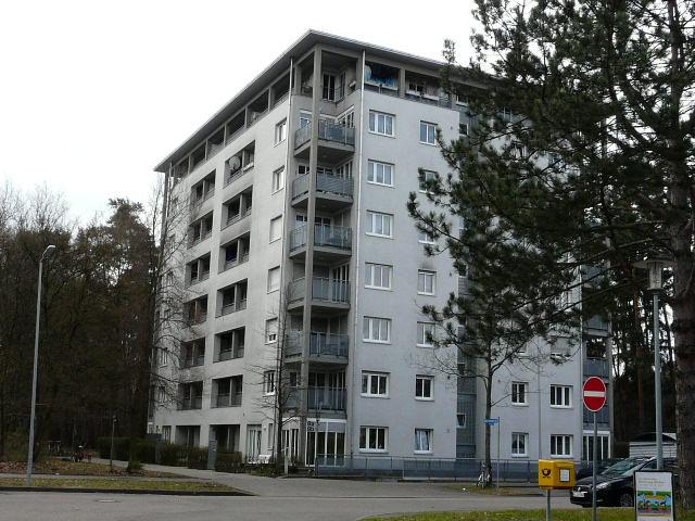Wohnungsvermietung Waldstadt