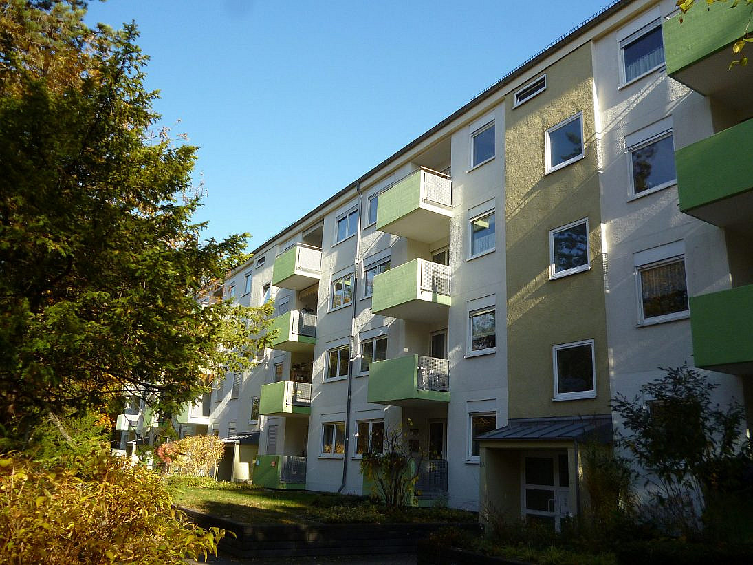 Wohnungsverkauf Waldstadt