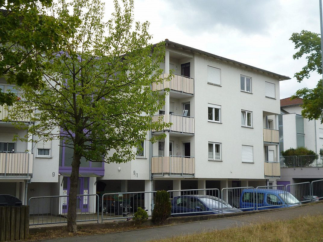 Wohnungsverkauf Mosbach