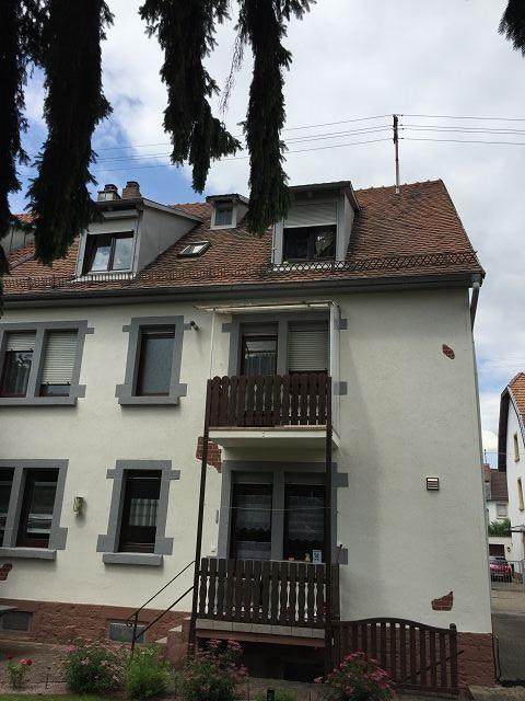 Wohnungsverkauf Daxlanden